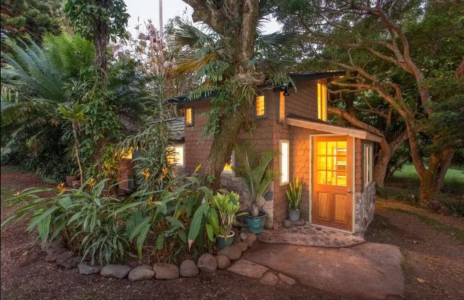 Jimi Hendrix Maui home