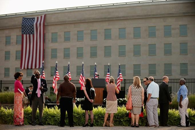 Pentagon September 11, 2013 in Arlington, Virginia.