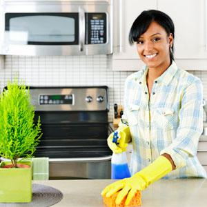 Deep cleaning for your kitchen