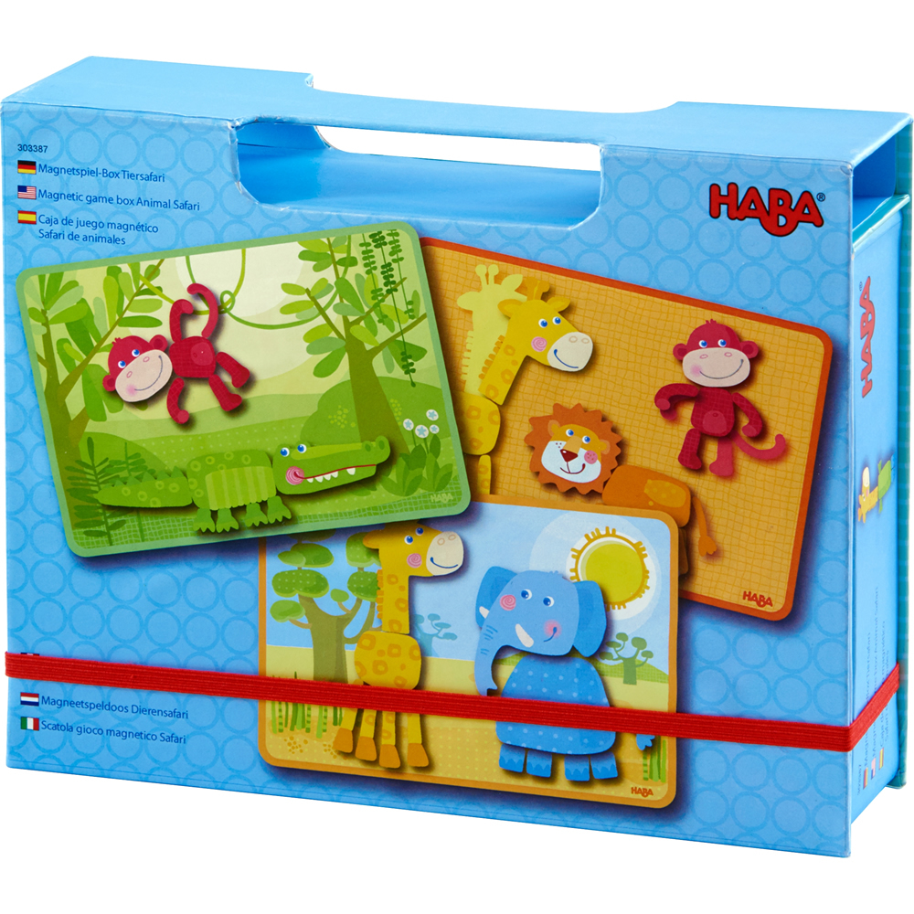 Magnetic Game Box