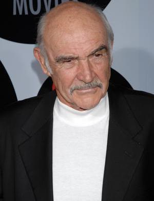 Sean Connery for Santa Claus, please!