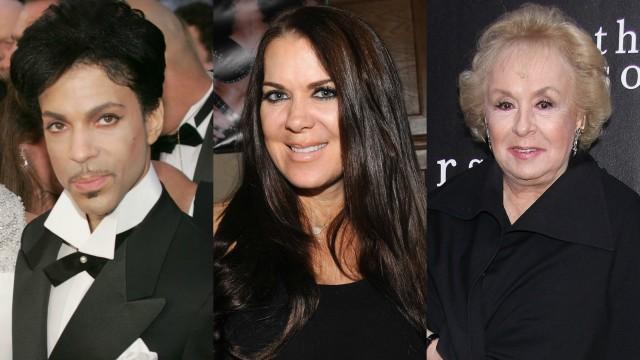 Prince, Chyna, Doris Roberts