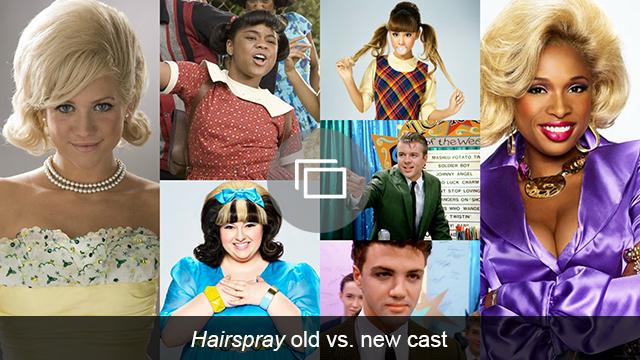 Hairspray cast slideshow