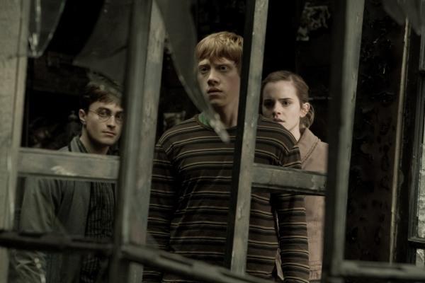 Rupert Grint gets more of a spotlight in Half-Blood Prince