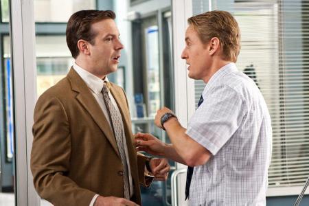 Jason Sudeikis and Owen Wilson in Hall Pass