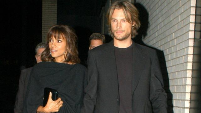 Halle Berry and Gabriel Aubrey