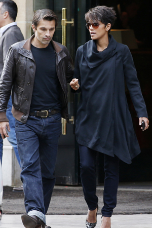 Halle Berry & Olivier Martinez getting married this weekend