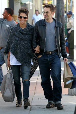 Halle Berry gushes about her husband Olivier Martinez and his latest role