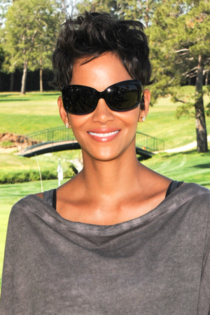 Halle Berry talks about her engagement