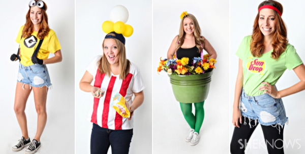 Easy Diy Halloween Costumes For Women.Diy Halloween Costume Ideas That Re Super Easy But Actually Look