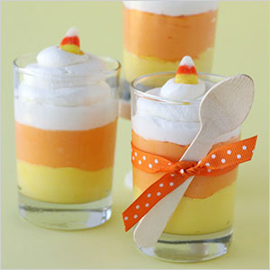 Candy corn cups | Sheknows.ca