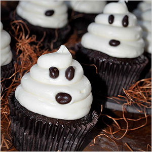 Ghost cupcakes | Sheknows.ca