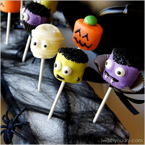 Marshmallow pops | Sheknows.ca