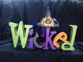 Wicked letters