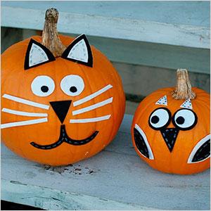 Pumpkin carving alternative | Sheknows.ca