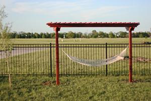 Arbor hammock | Sheknows.com