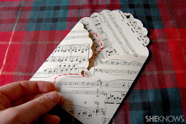 Handmade envelope tutorial