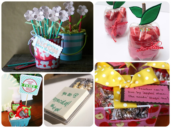 Handmade gift ideas for back to school
