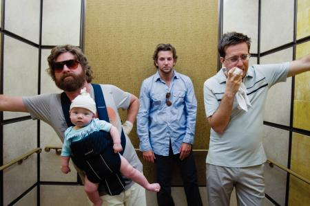 The Hangover is out on DVD and Blu-ray now!