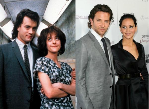 Tom Hanks Meg Ryan Bradley Cooper Jennifer Lawrence