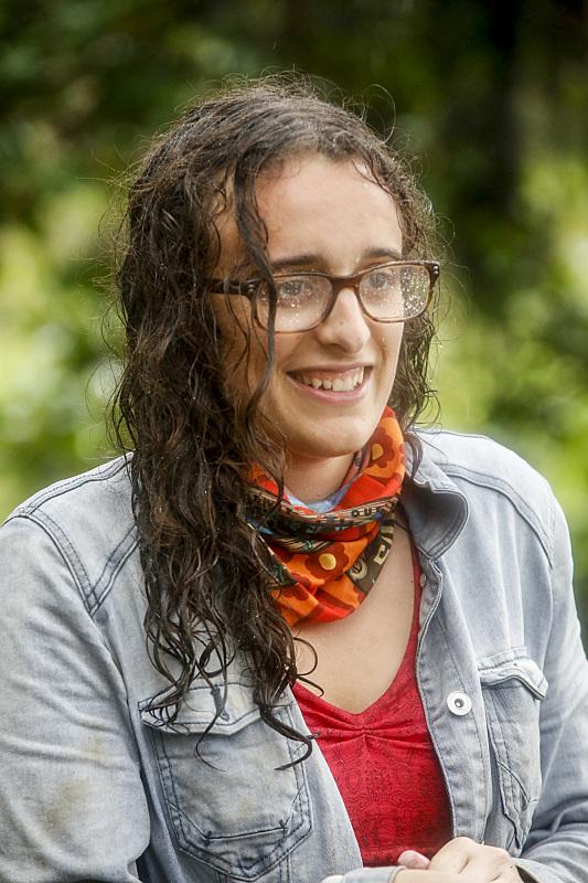 Hannah Shapiro on Survivor: Millennials Vs. Gen-X