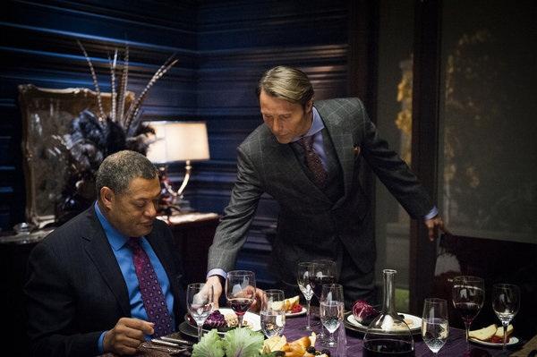 Hannibal has Jack for dinner