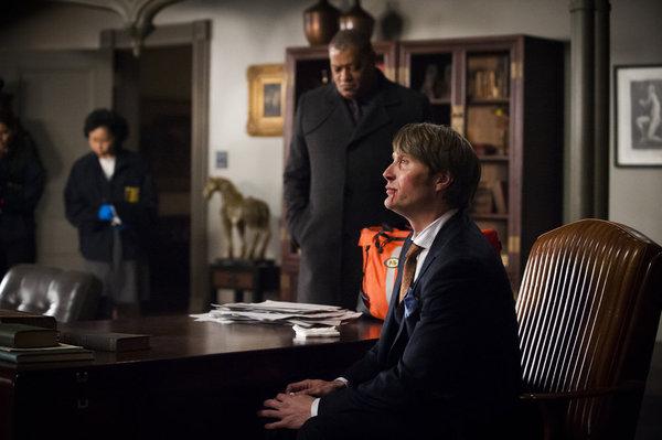 Hannibal plays the victim