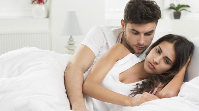 If your boyfriend's condom won't stay