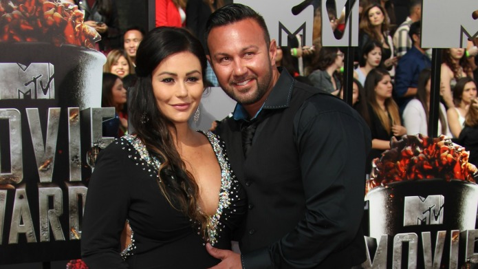 JWoww's choice of wedding lingerie causes