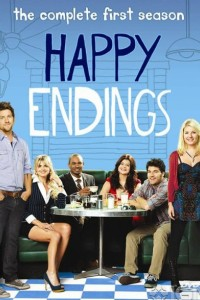 Happy Endings season one comes home