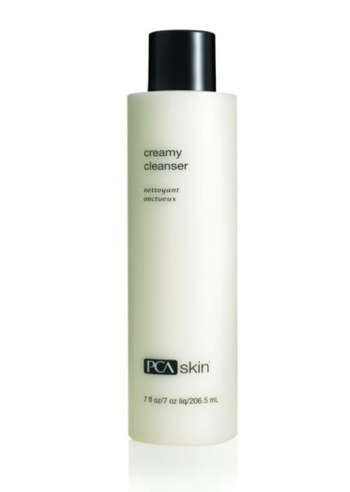 Cream Cleansers for Summer Skin: PCA Skin Creamy Cleanser