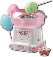 Englewood Hard Candy Cotton Candy Maker