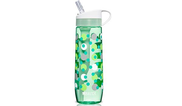 filtering water bottle