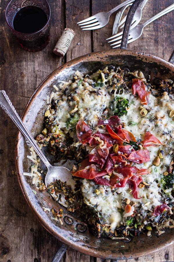 harrissa broccoli casserole