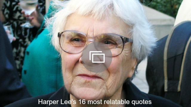 harper lee quotes slideshow