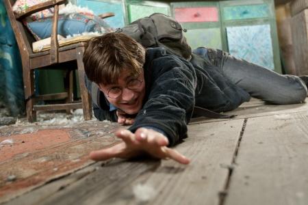 Harry Potter wins box office