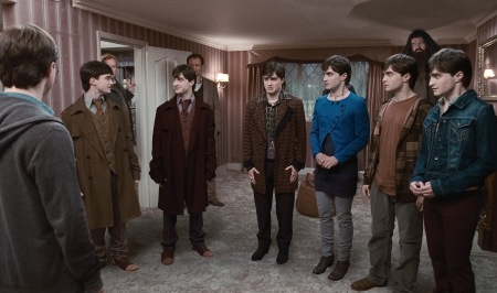 Harry Potter and the Deathly Hallows tops the box office