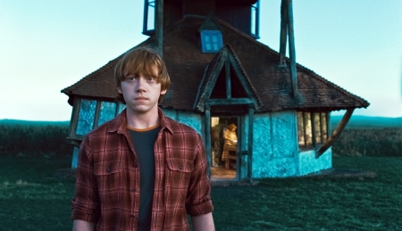 Rupert Grint in Harry Potter and the Deathly Hallows