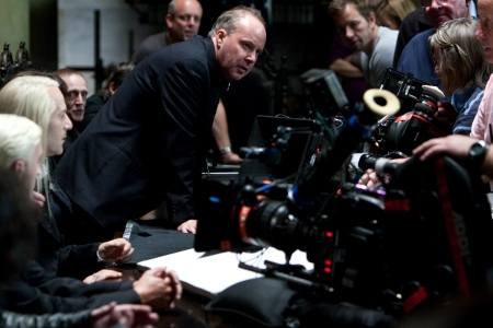 David Yates directs Harry Potter
