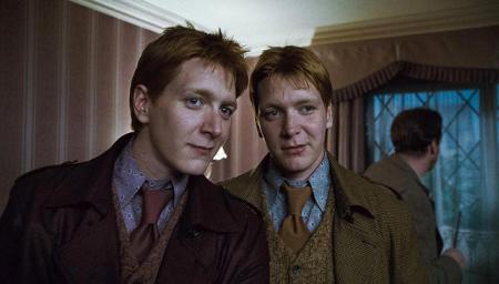 The Potter twins!