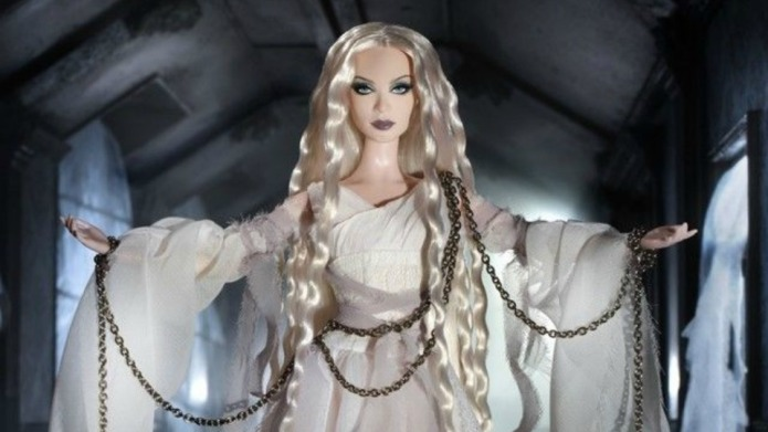 Haunted dolls are selling for big