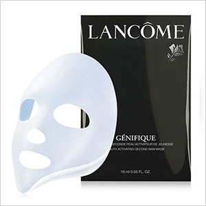 Lancome Genifique Second Skin Mask