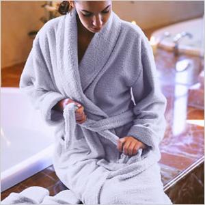 Plush Necessities Signature Robe
