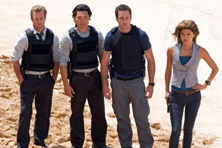 Hawaii Five-0 is back on CBS