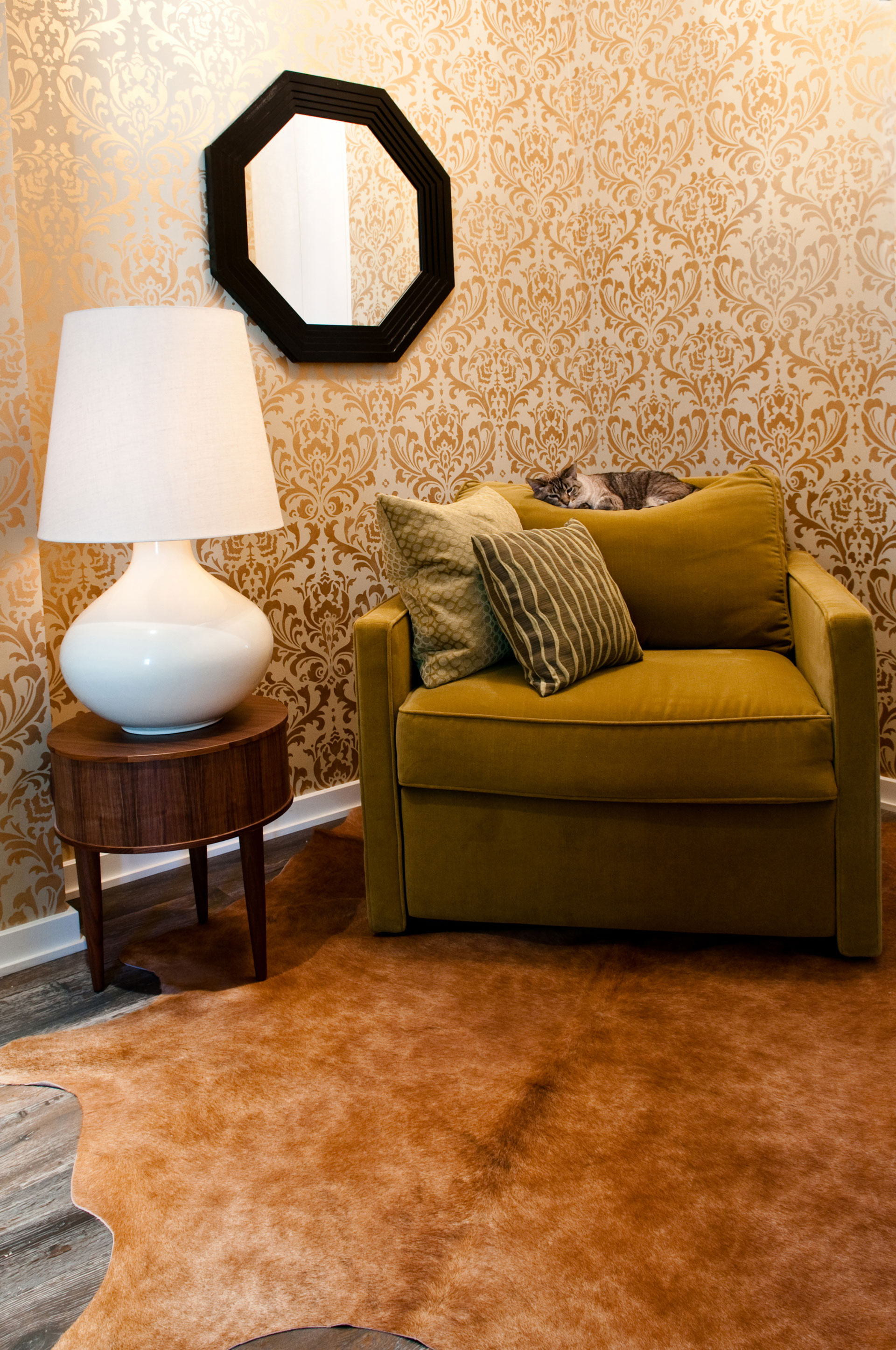 Hawthorne guest room