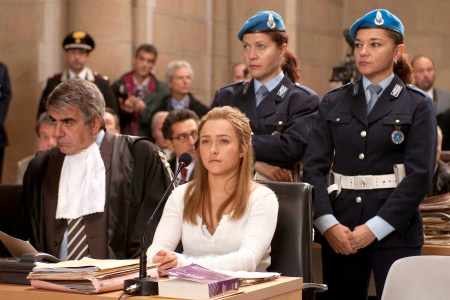 Hayden Panettiere in the Amanda Knox story
