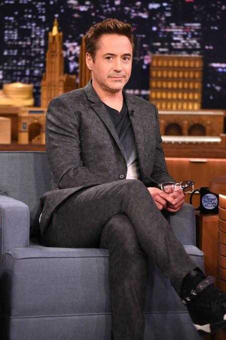 2015 Robert Downey Jr.