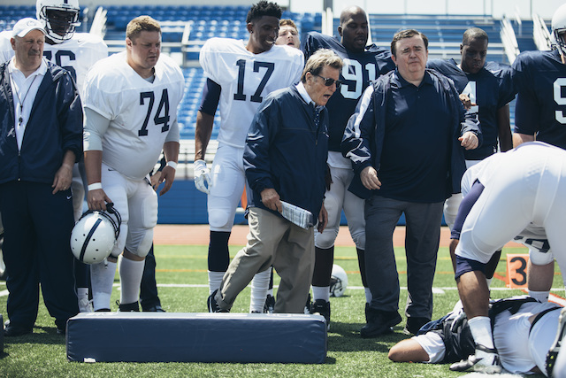 HBO Paterno Football Practice Still