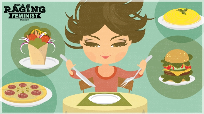 Ask a Raging Feminist: What meal