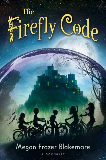The Firefly Code by Megan Frazer Blakemore audiobook